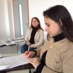 Dânia Brajato e Paula Lacerda, do Pensando o Direito