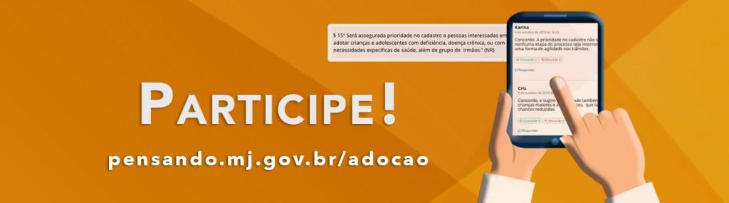 #FaixaParticipe